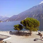 Spiaggia di Limone sul Garda